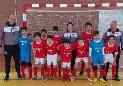 16ª Jornada do Campeonato Distrital de Futsal de Benjamins