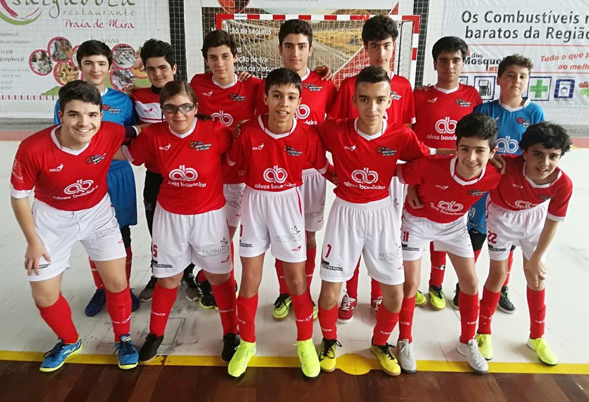 6ª Jornada do Campeonato Distrital de Futsal Iniciados 2ª fase