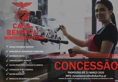 CONCESSÃO DE SERVIÇOS E ESPAÇO
