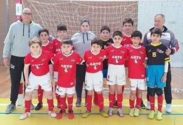 18ª Jornada do Campeonato Distrital de Futsal de Benjamins
