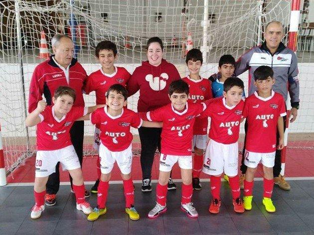 7ª Jornada do Campeonato Distrital de Benjamins de Futsal