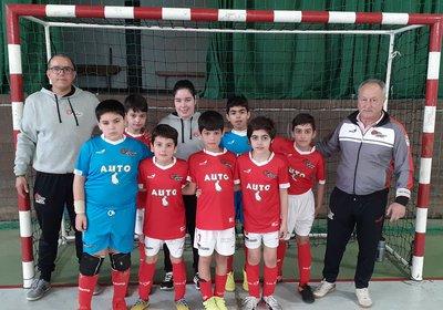 17ª Jornada do Campeonato Distrital de Futsal de Benjamins