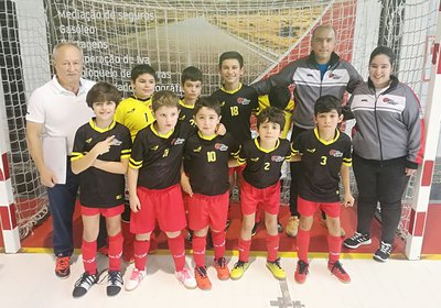 2ª Jornada do Campeonato Distrital de Futsal de Benjamins