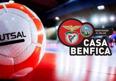 4ª Jornada do Campeonato Distrital de Futsal de Benjamins