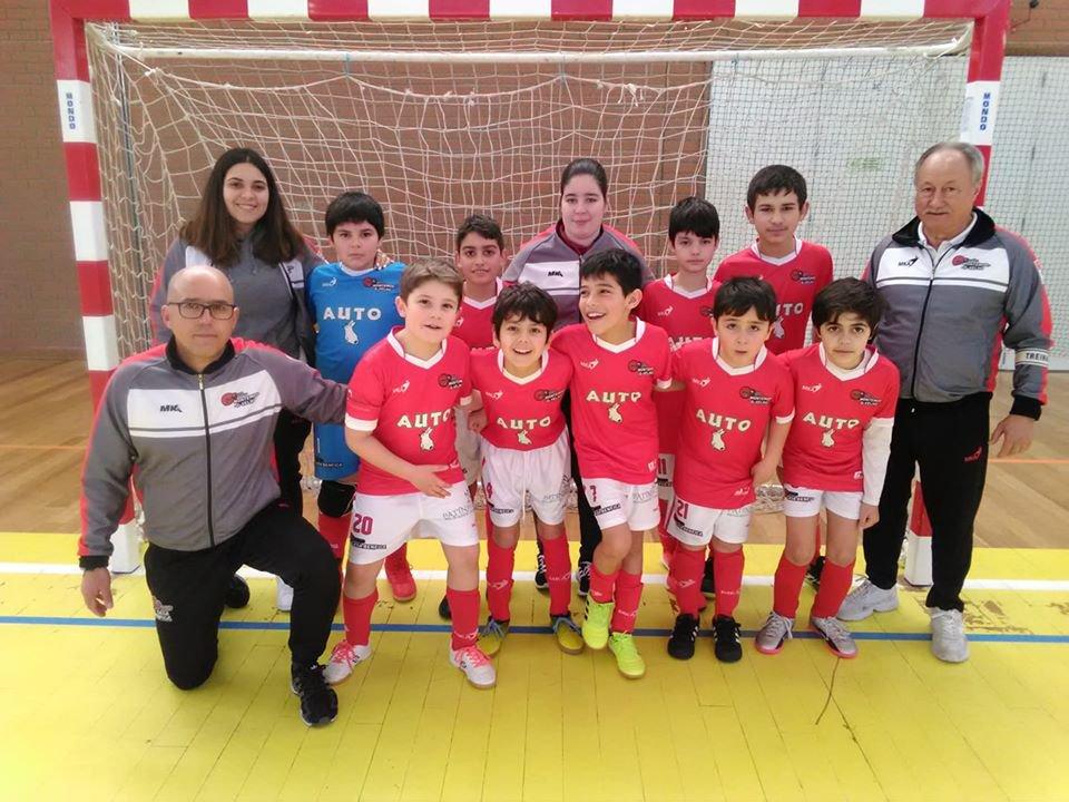13ª Jornada do Campeonato Distrital de Futsal de Benjamins