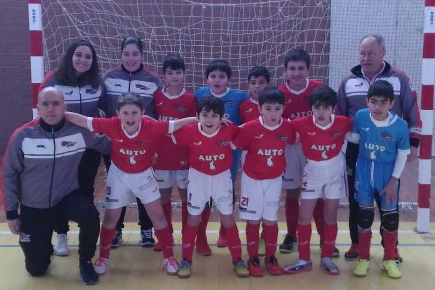 11ª Jornada do Campeonato Distrital de Futsal Benjamins