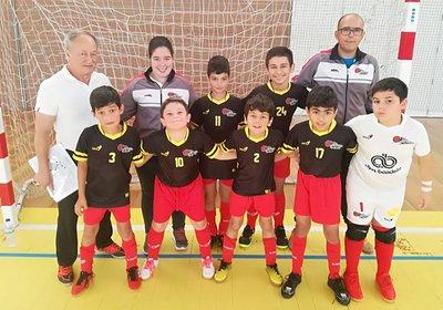 1ª Jornada do Campeonato Distrital de Futsal de Benjamins