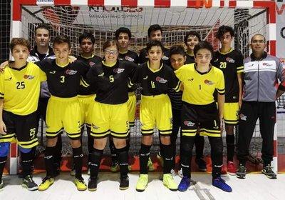 4ª Jornada do Campeonato Distrital de Futsal de Iniciados