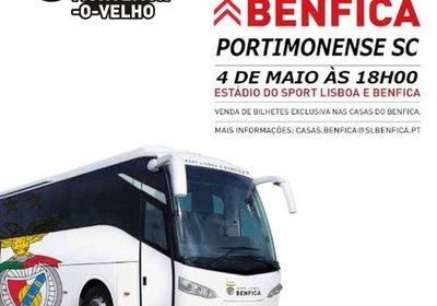 Excursão -  Benfica - Portimonense