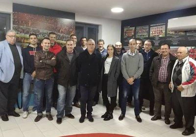 Pedro Oliveira reeleito presidente da Casa do Benfica para o triénio 2018/2021