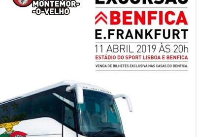 Excursão: Benfica VS Eintracht Frankfurt