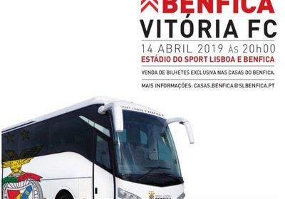 Excursão: Benfica - Vitória de Setúbal