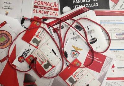 Formação Casas do Benfica