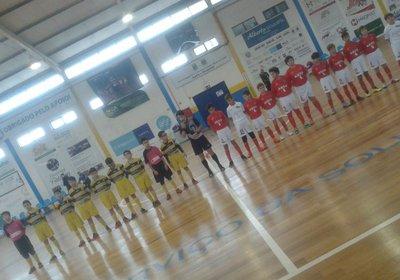 6ª Jornada do Campeonato Distrital de Infantis