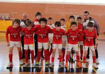 16ª Jornada do Campeonato Distrital de Infantis