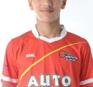 Gabriel Vicente - convocado para o 2º estágio da Seleção de SUB-13 da Associação de Futebol de Coimbra