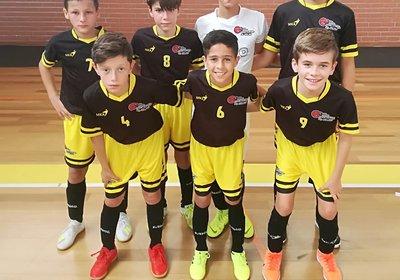1ª Jornada do Campeonato Distrital de Futsal de Infantis