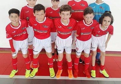 16ª Jornada do Campeonato Distrital de Futsal de Infantis