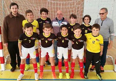 3ª Jornada do Campeonato Distrital de Futsal de Infantis