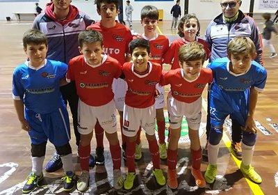 9ª Jornada do Campeonato Distrital de Infantis de Futsal