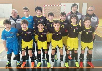 13ª Jornada do Campeonato Distrital de Futsal de Infantis
