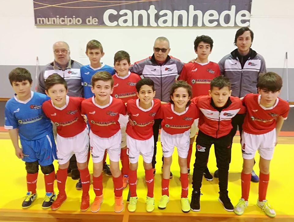 12ª Jornada do Campeonato Distrital de Futsal Infantis