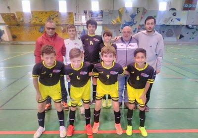 2ª Jornada do Campeonato Distrital de Futsal de Infantis
