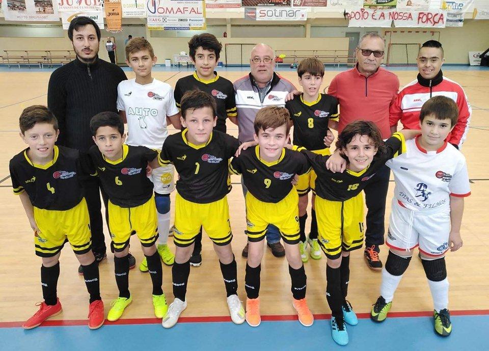 4ª Jornada do Campeonato Distrital de Futsal de Infantis
