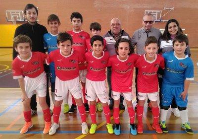 7ª Jornada do Campeonato Distrital de Infantis de Futsal