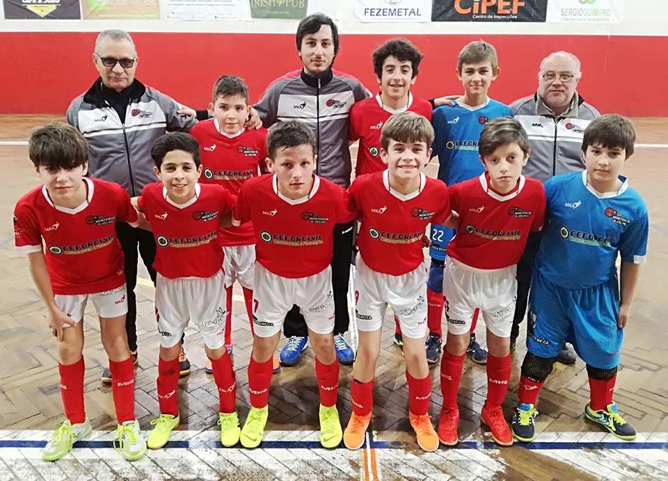 14ª Jornada do Campeonato Distrital de Futsal de Infantis