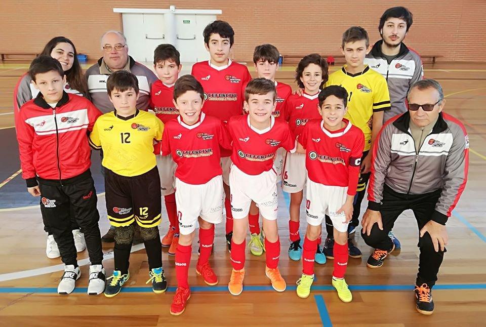 11ª Jornada do Campeonato Distrital de Futsal Infantis