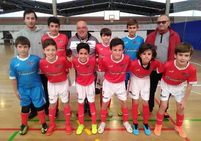 6ª Jornada do Campeonato Distrital de Infantis de Futsal
