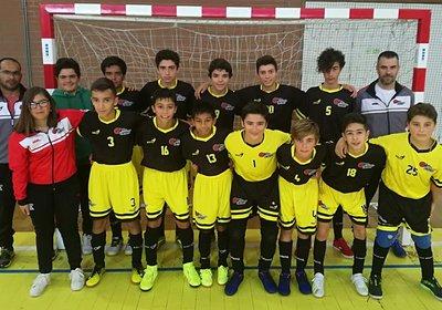 5ª Jornada do Campeonato Distrital de Futsal de Iniciados