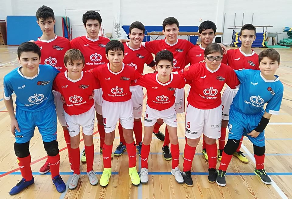 2ª Jornada do Campeonato Distrital de Futsal Iniciados 2ª fase