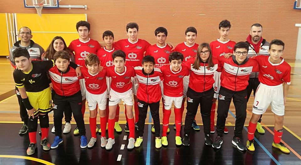 3ª Jornada do Campeonato Distrital de Futsal Iniciados 2ª fase