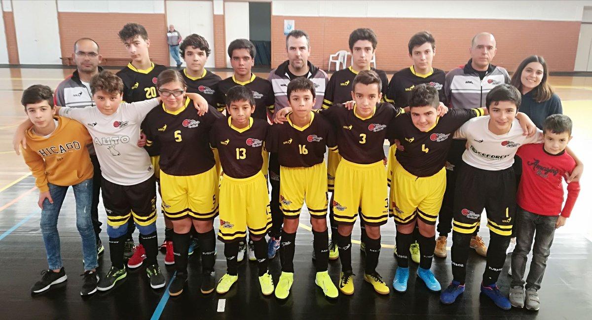 8ª Jornada do Campeonato Distrital de Futsal de Iniciados