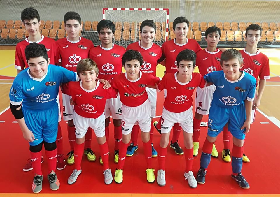 4ª Jornada do Campeonato Distrital de Futsal Iniciados 2ª fase