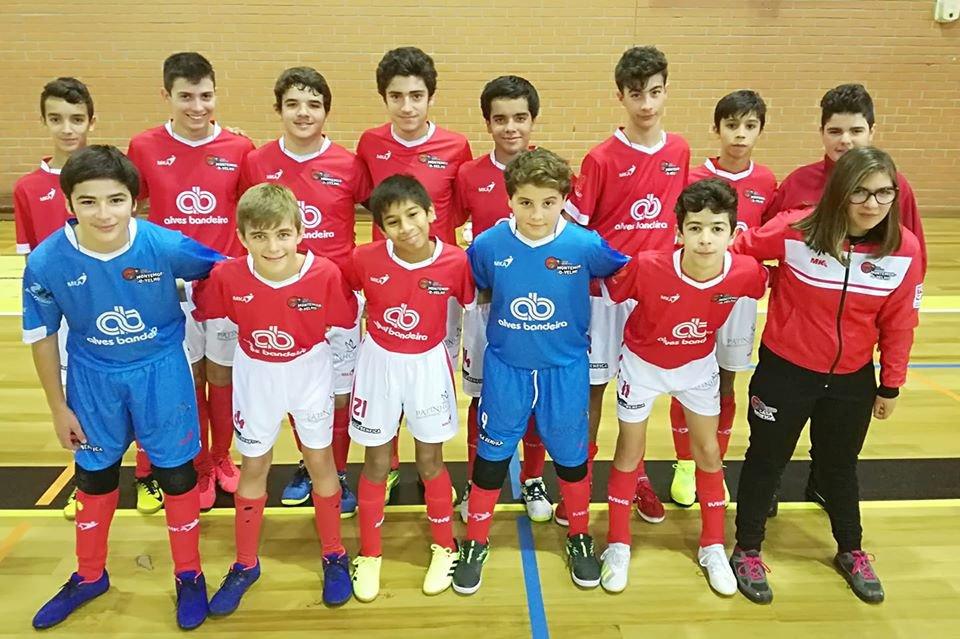 10ª Jornada do Campeonato Distrital de Futsal de Iniciados