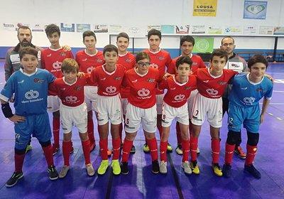 13ª Jornada do Campeonato Distrital de Futsal de Iniciados