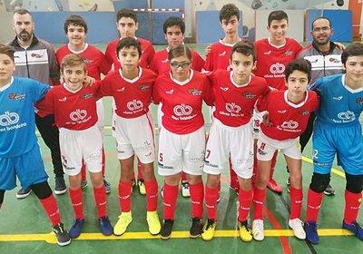 11ª Jornada do Campeonato Distrital de Futsal de Iniciados