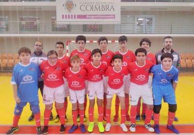 9ª Jornada do Campeontao Distrital de Iniciados de Futsal