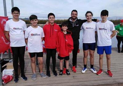 5ª Prova do Torneio Primeiras Remadas e Circuito Remo Jovem e Adaptado 2019/2020