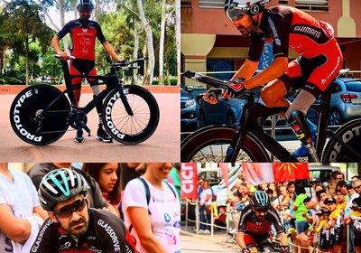 Campeonatos Nacionais de Paraciclismo Fundo e Contrarrelógio