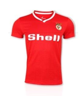 Camisola Vermelha Shell