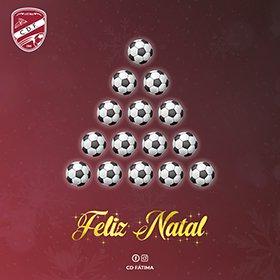 Feliz Natal, fatimense!