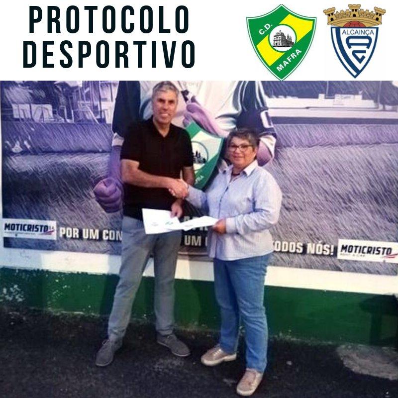 PROTOCOLO - CD MAFRA e ALCAINÇA AC
