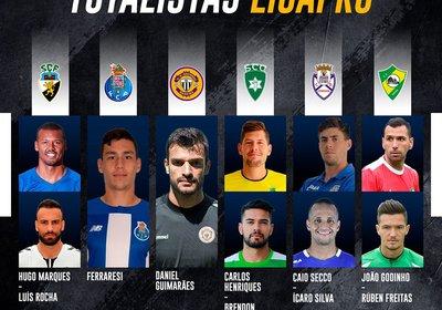 #LigaPortugalStats: Os dez totalistas da LigaPro