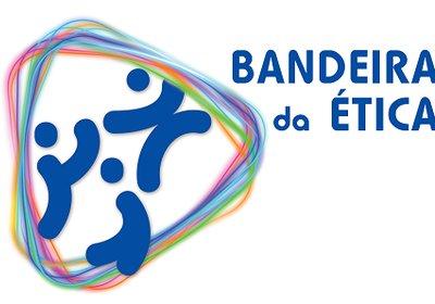 BANDEIRA DA ÉTICA atribuída ao Departamento de Formação