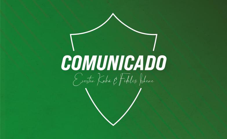 Everton Kaká & Fidelis Irhene