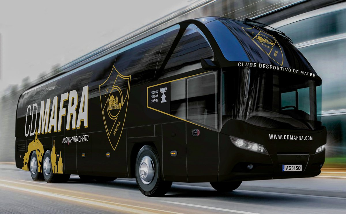 A prenda mais esperada: o novo Autocarro!